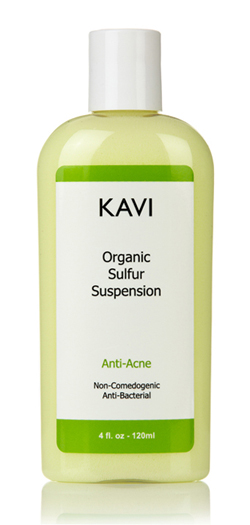 KAVI Organic Sulfur Suspension